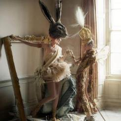 Tim Walker via @Halfpennylondon